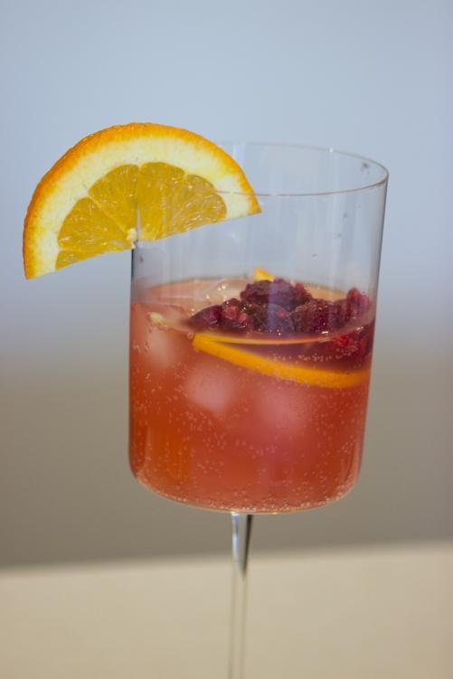 Paleo Paleo Passion Sparkling Cranberry Refresher
