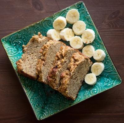 Paleo Passions Banana Bread